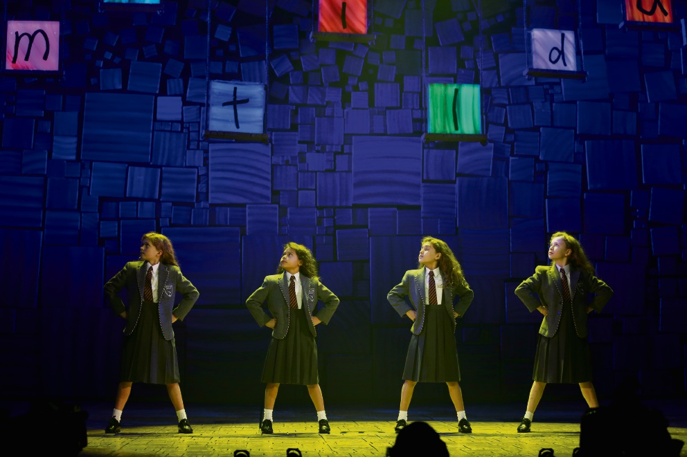 Matilda the Musical production photos. Pictures: Andrew Ritchie