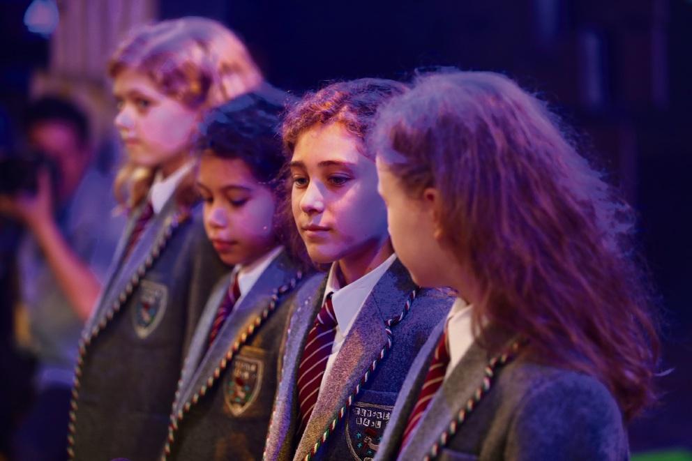 Matilda the Musical a magical meeting of genius minds