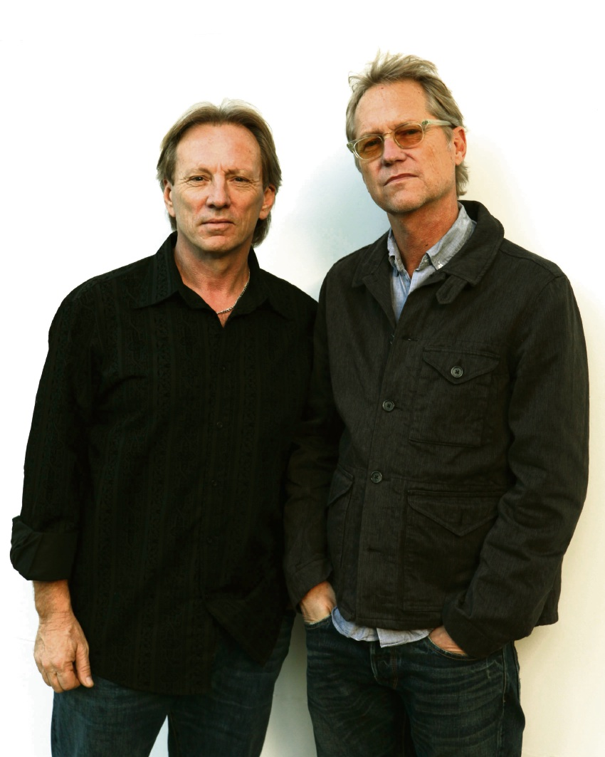 Dewey Bunnell and Gerry Buckley.