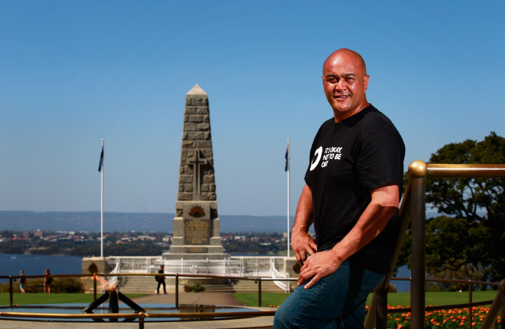 Anzac haka a war cry in battle against depression and suicide among veterans