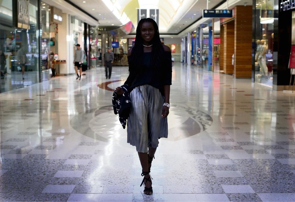 Garden City catwalk show to mirror diversity of shoppers