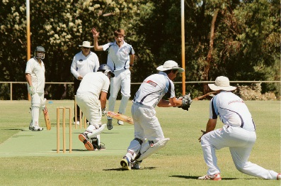 SJ Blues cricket club has busy month ahead as finals loom