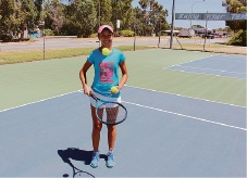 Tennis: Maddington teen has world at her feet and a crystal-clear vision
