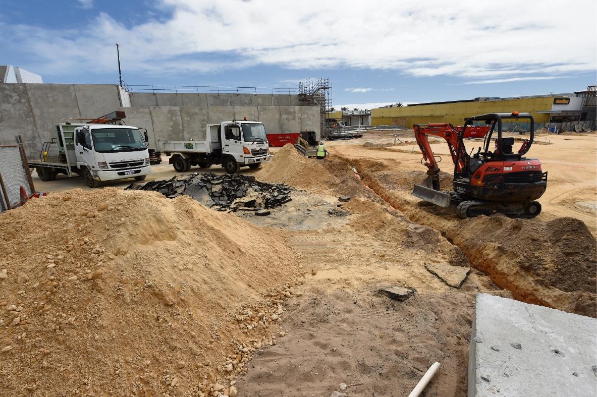 Secret Harbour Shopping Centre's $58m redevelopment progressing on time