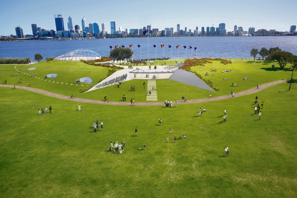 Concerns over plan to build cultural centre on South Perth foreshore