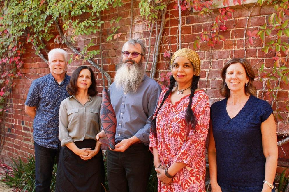 Dedication to Aboriginal health wins University of Notre Dame team award