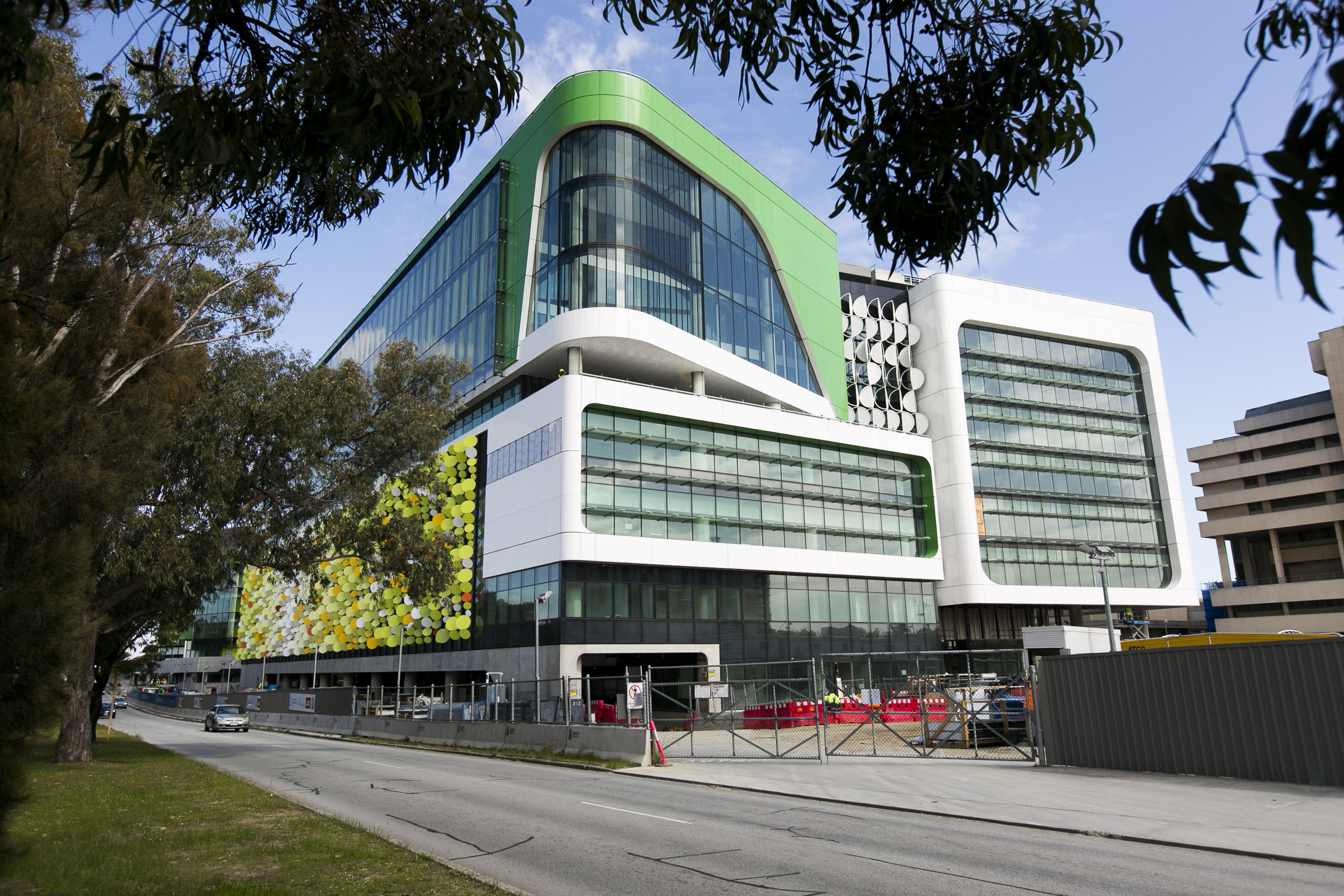 Chemical treatment to begin on lead in Perth Children's Hospital water