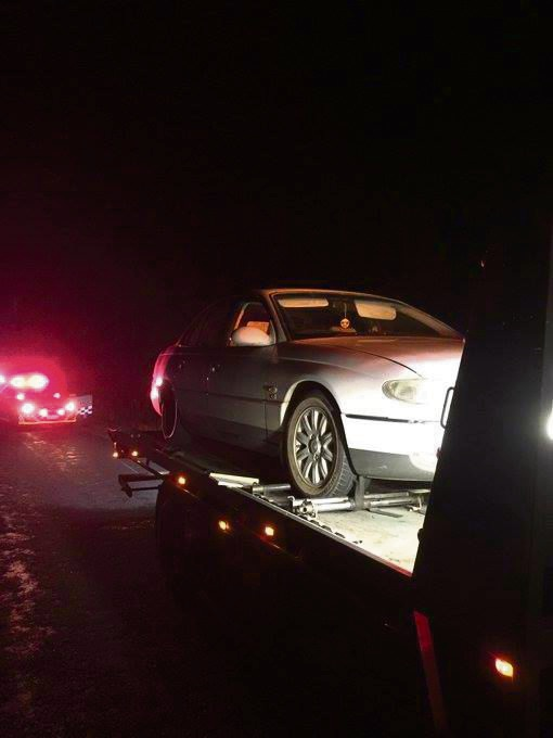 Man alleged to have three-year-old child in car during Mandurah to Dwellingup police pursuit