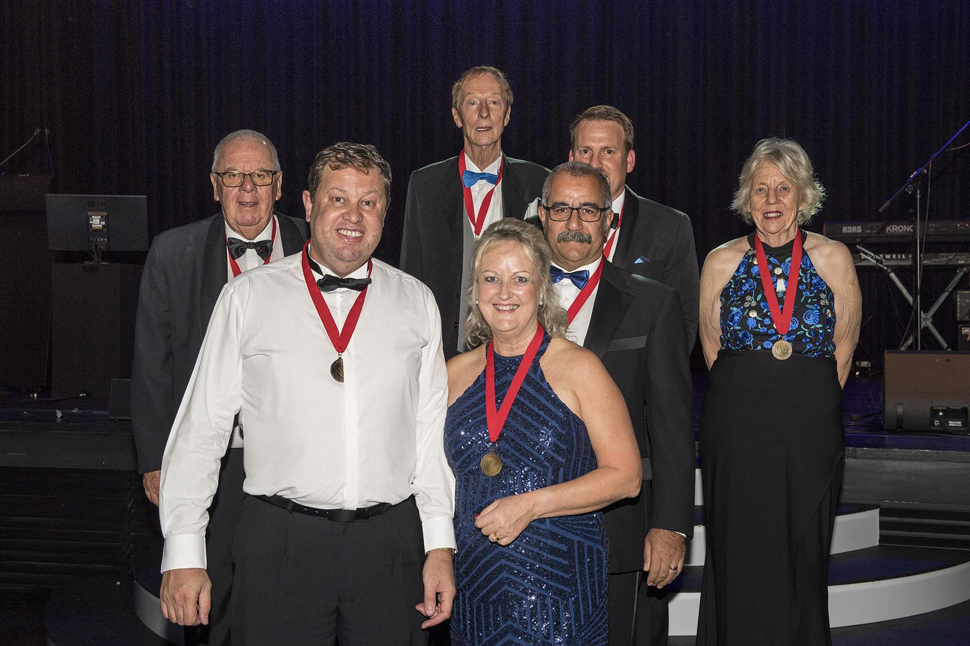 Harcourts WA celebrates its successes at gala night
