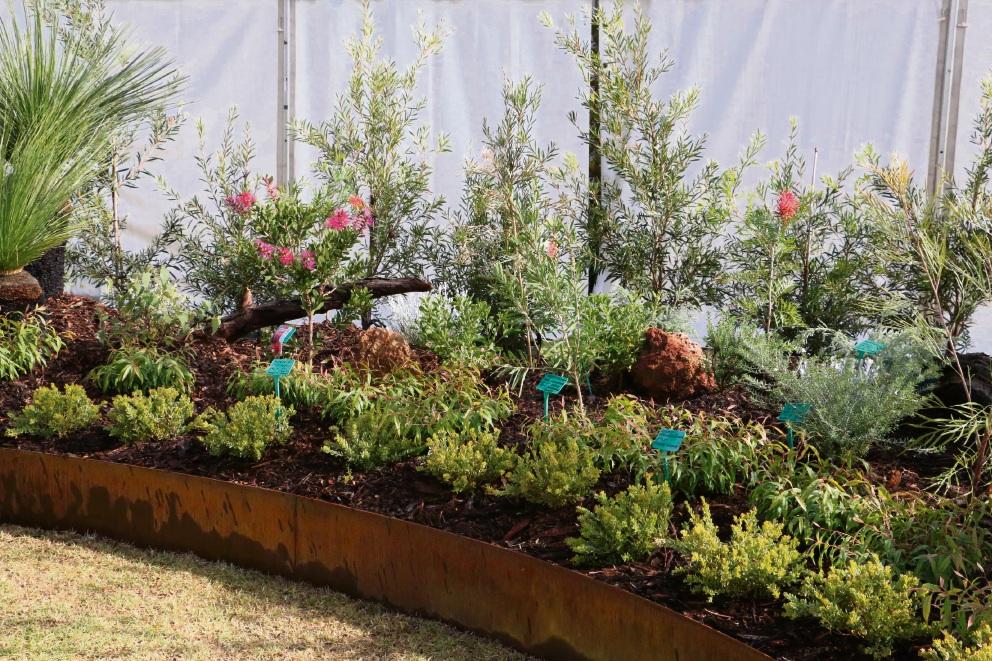 Volunteer Task Force picks up major award at Perth Garden Festival
