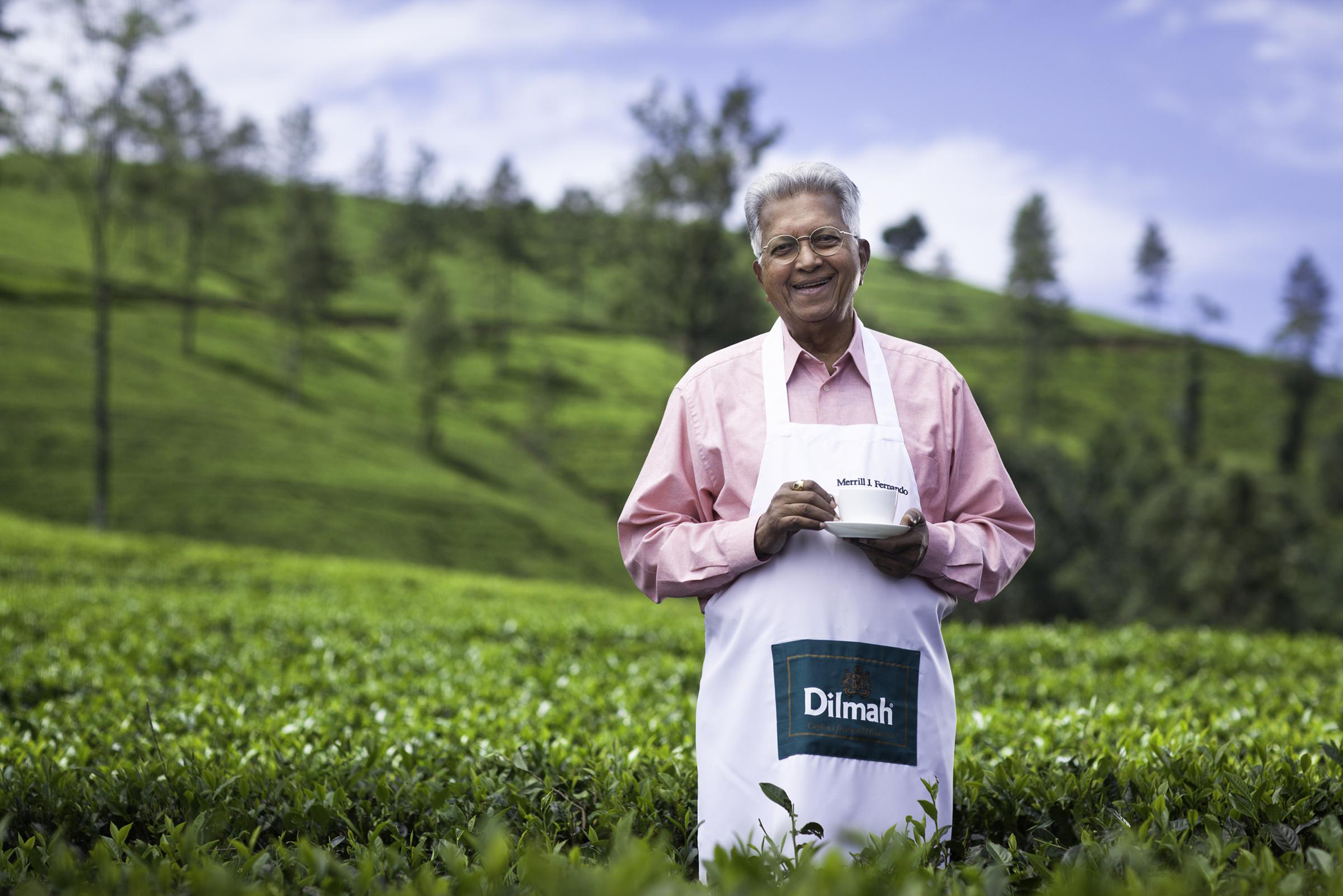 Dilmah Tea founder Merrill J Fernando will visit Sisters Supa IGA on May 10.