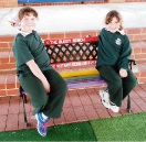 Theft of bench from Canning Vale school buddy awful thing to do