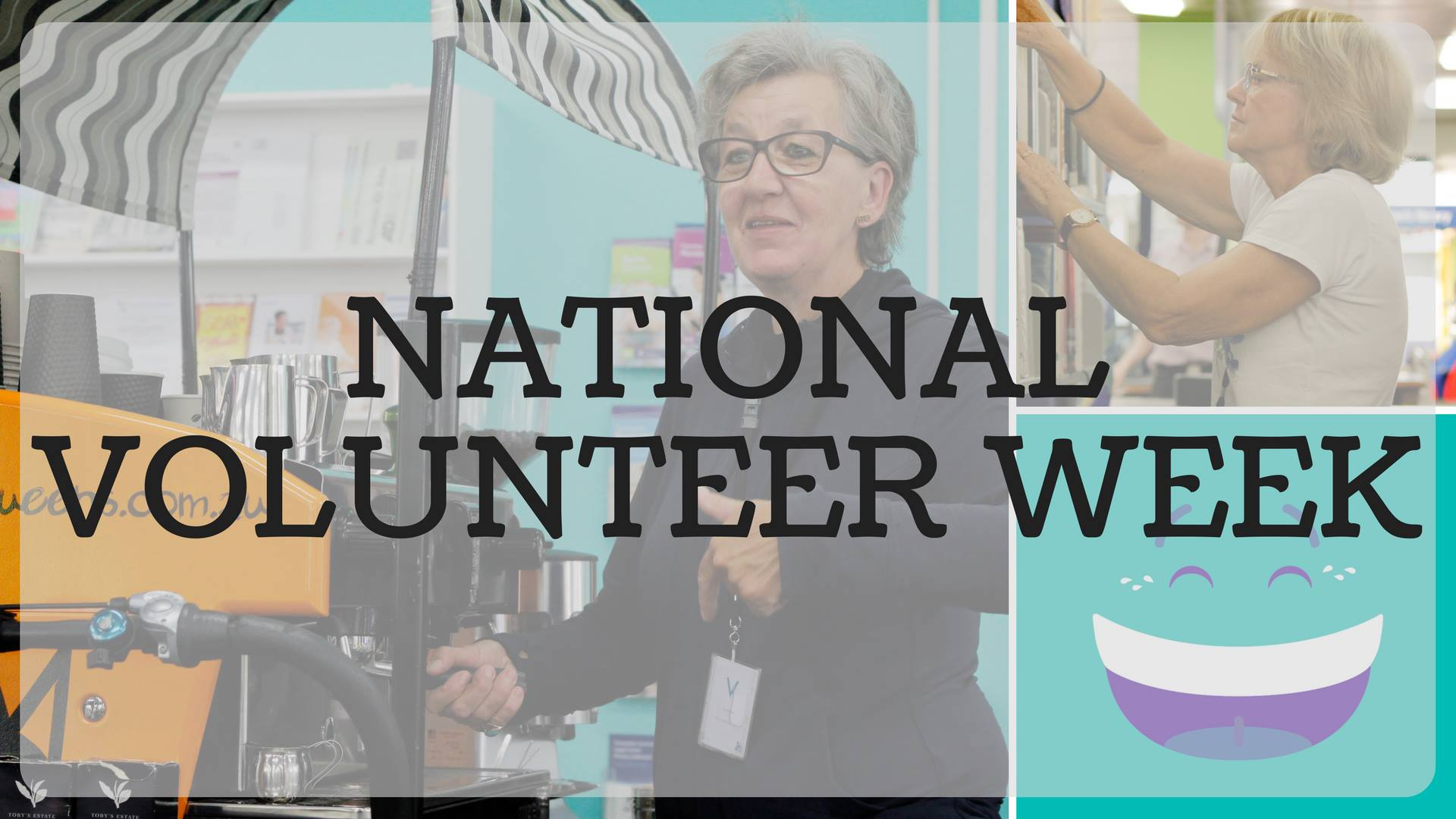 National Volunteer Week mini-expo in Fremantle