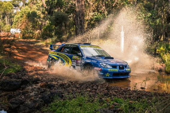 Rally: O'Dowd claims podium place in opening round of WA Rally Championships