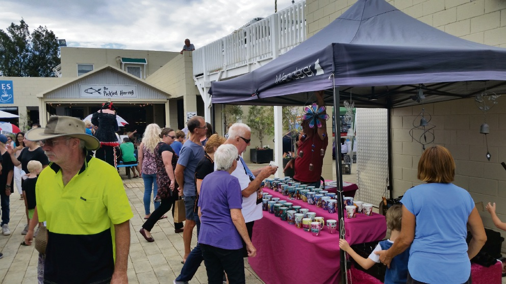 Northern suburbs residents flood in to Atlantis Music and Market day