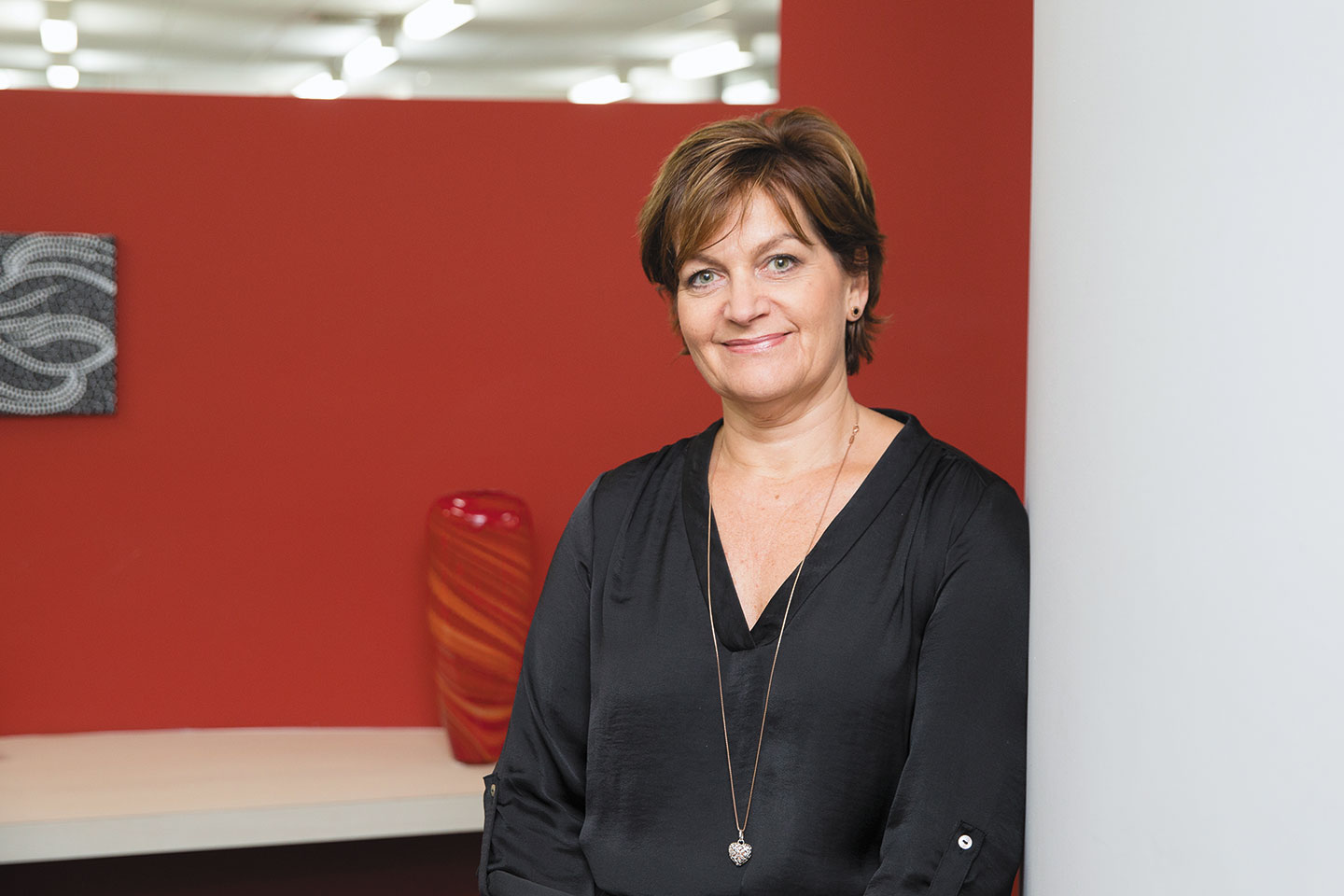 Volunteering WA CEO Tina Williams. Photo: Attila Csaszar/Business News
