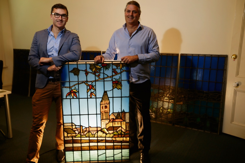 Sale of historic stained-glass windows to help Film and Television Institute