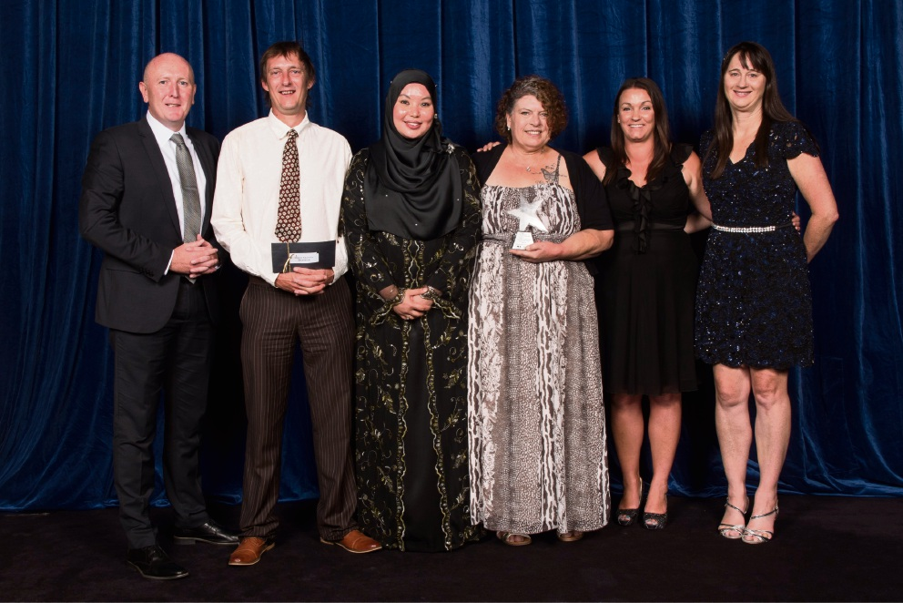 Padbury great-grandmother's proud tradition of care recognised at WA Disability Support Awards