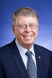 Councillor Terry Tyzack.