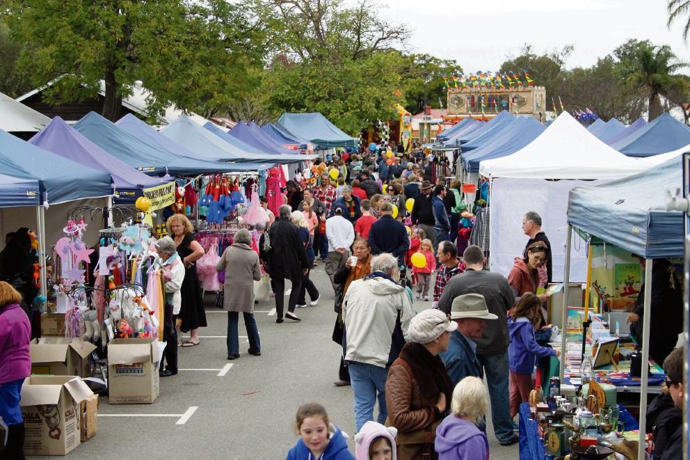 Edenvale to host Pinjarra Festival