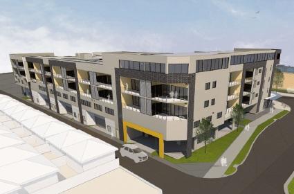 Proposal for five-storey development on Butler Boulevard