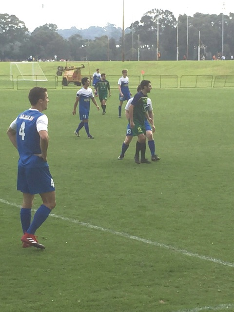Soccer: Canning City goes down 3-1 to UWA-Nedlands