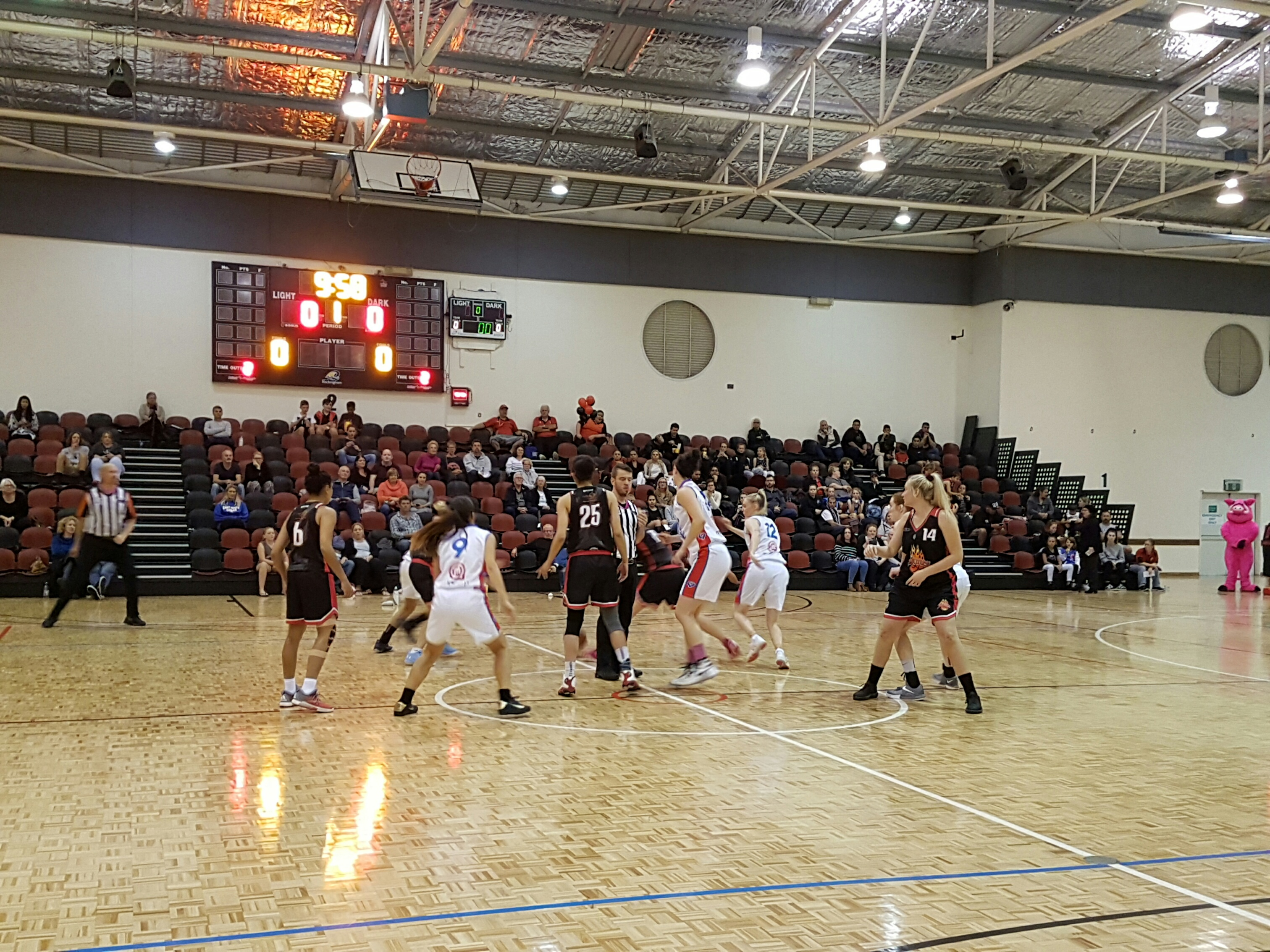 SBL: mixed weekend of results for East Perth Eagles men and women