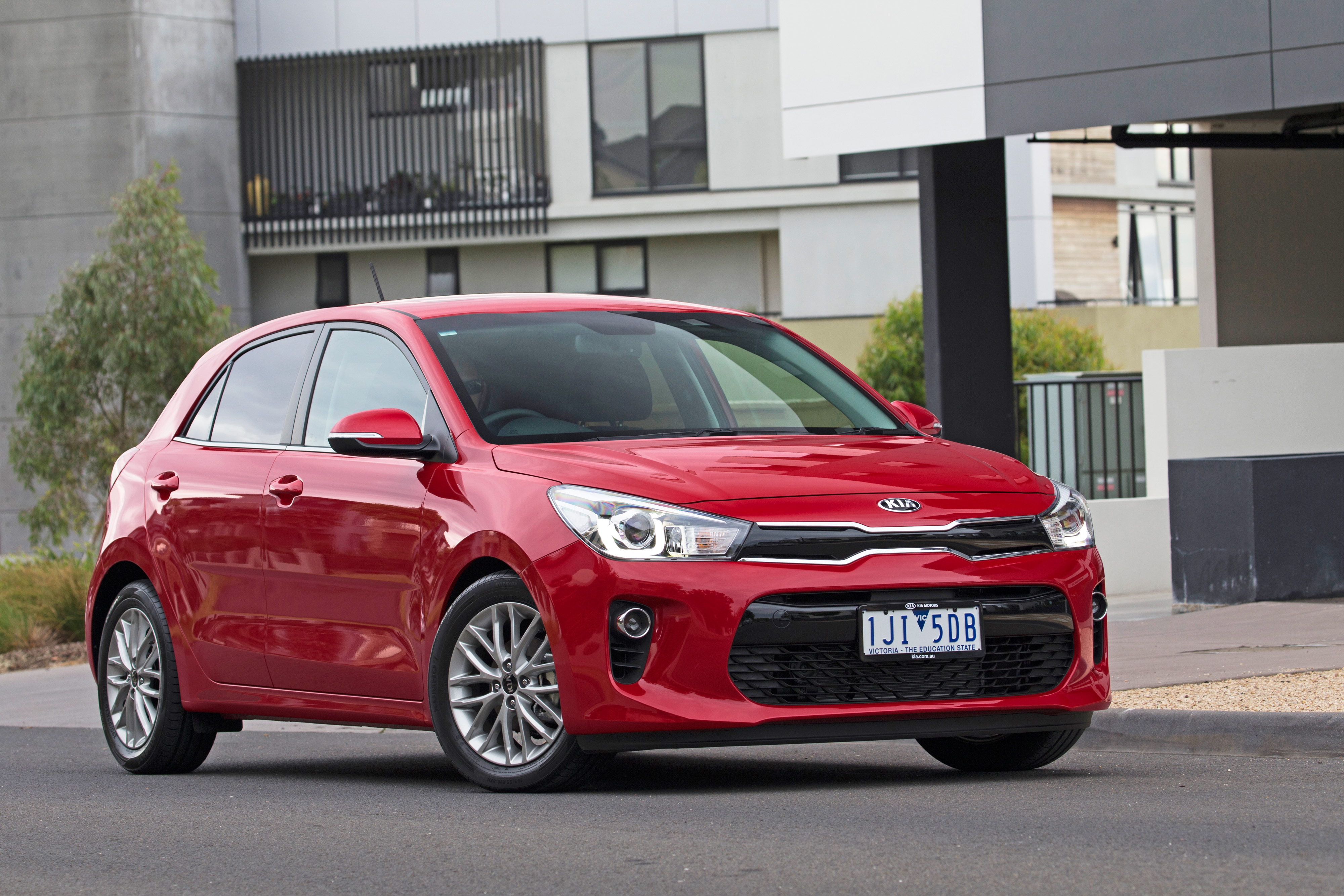 KIA Rio: latest effort not so grand