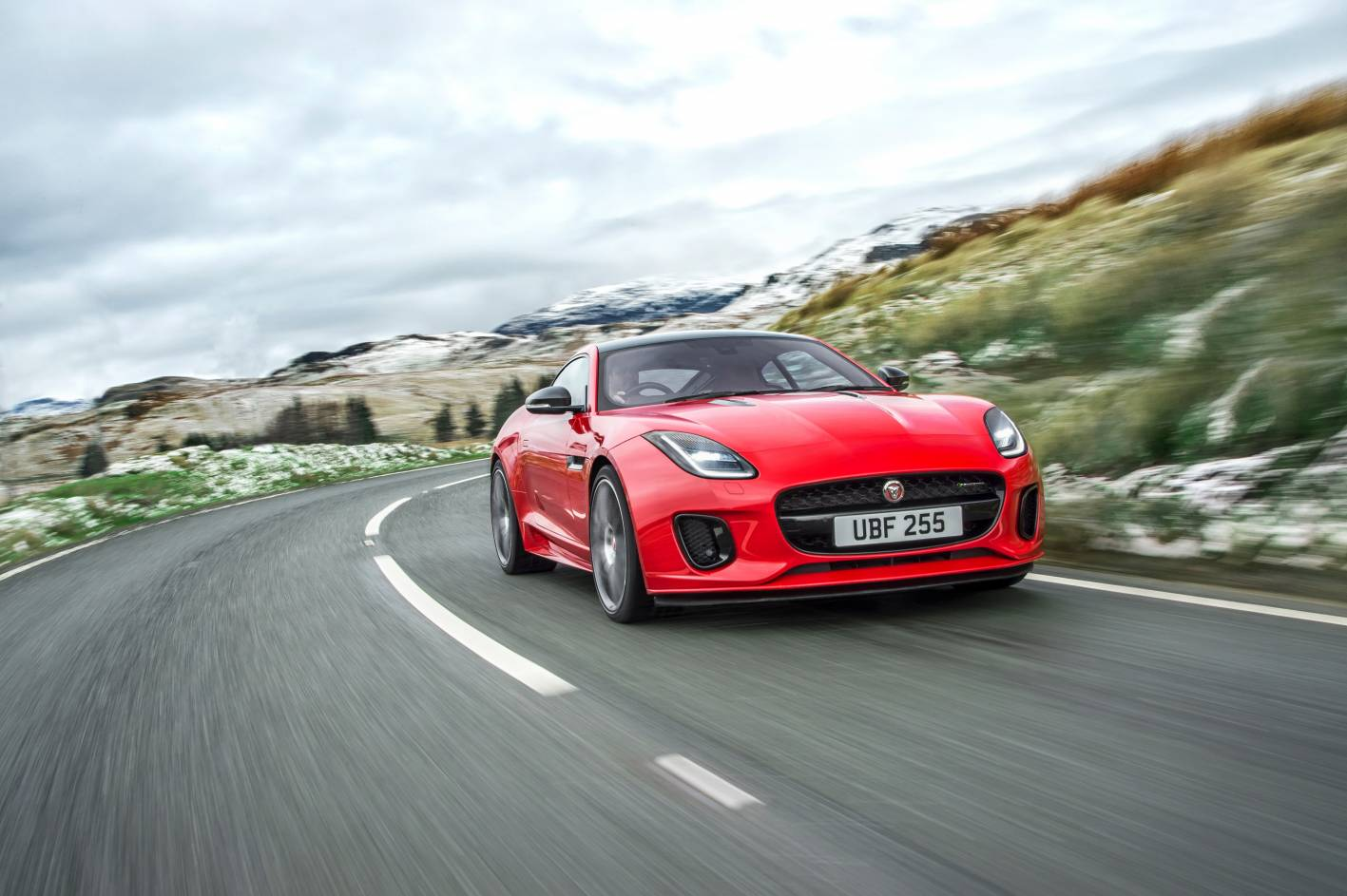 Jaguar F-Type: Jag goes four it