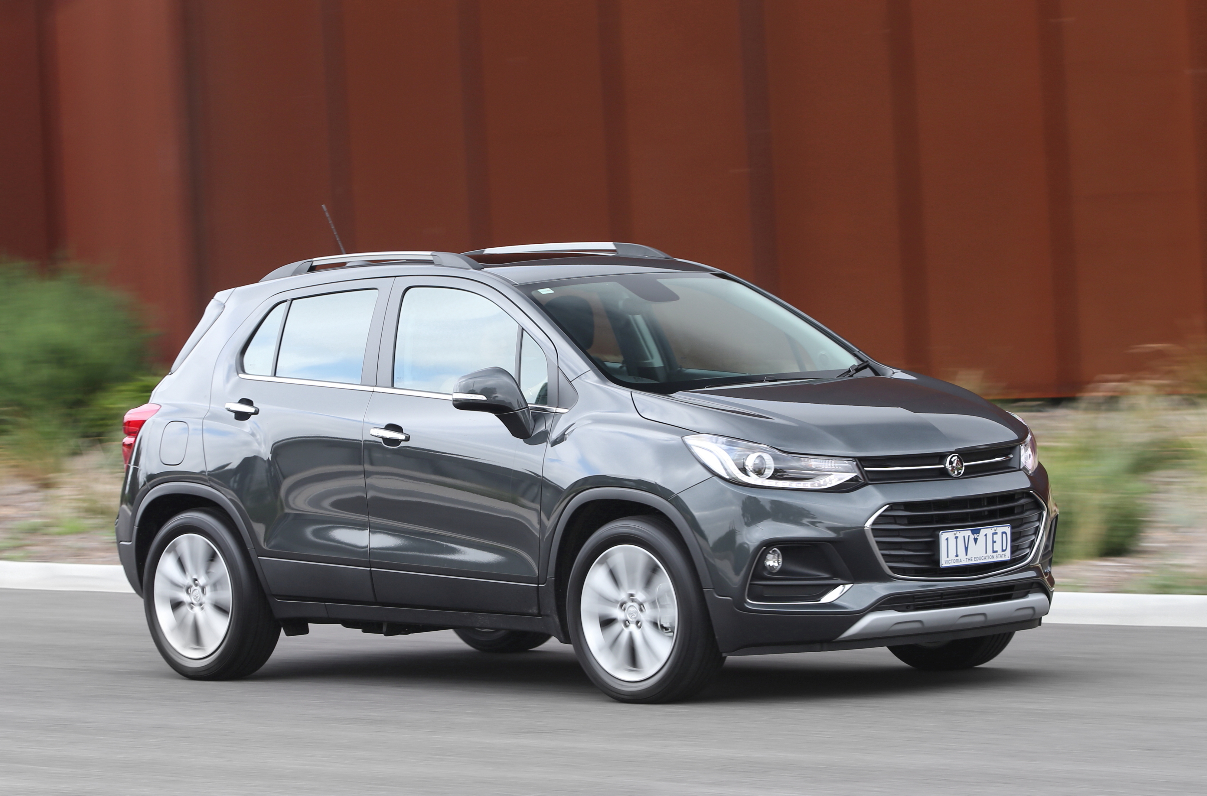 Holden making tracks with new Trax