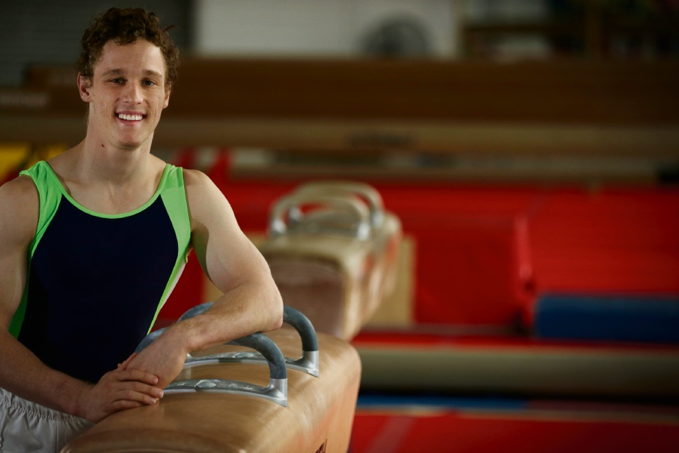 Innaloo gymnast sets sights on Commonwealth Games and Olympics selection