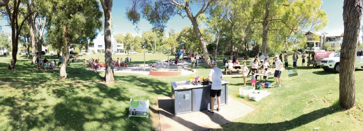 Churchlands Green Community Easter Party a hit thanks to Property People