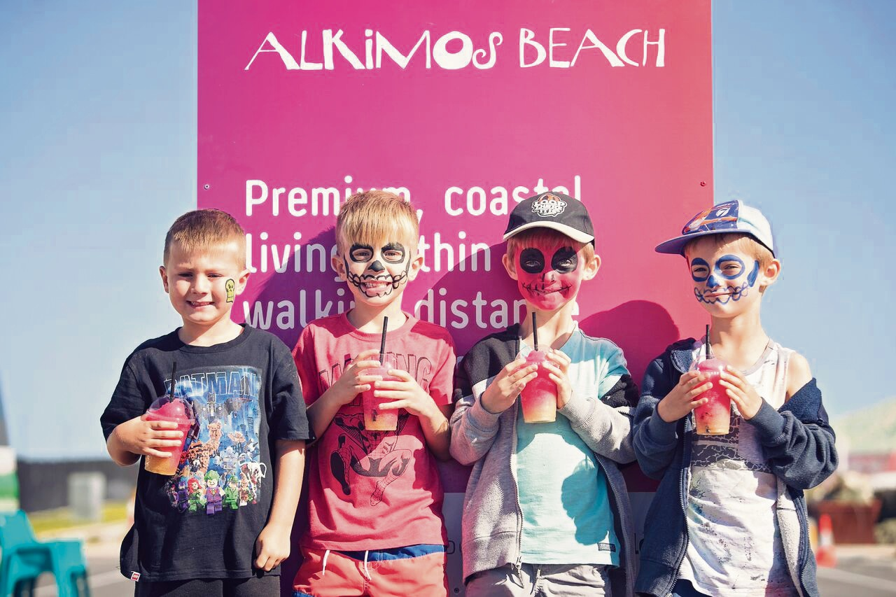 Alkimos Beach: launch of new estate draws more than 1000