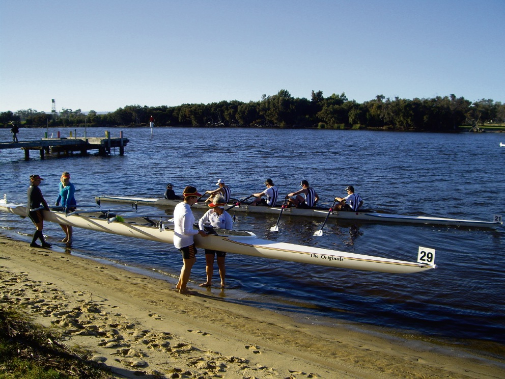 Rowing: Bayswater club performs well at ANA Rowing Club event