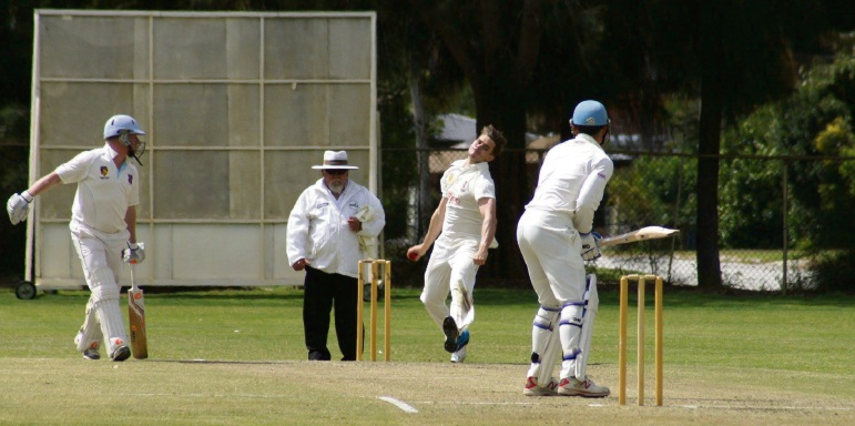 Cricket: Andrew Holder leads Subiaco Floreat's premiership charge