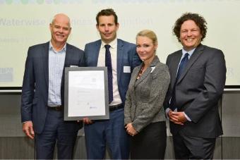 Eglinton: Allara estate developers recognised for water efficiency