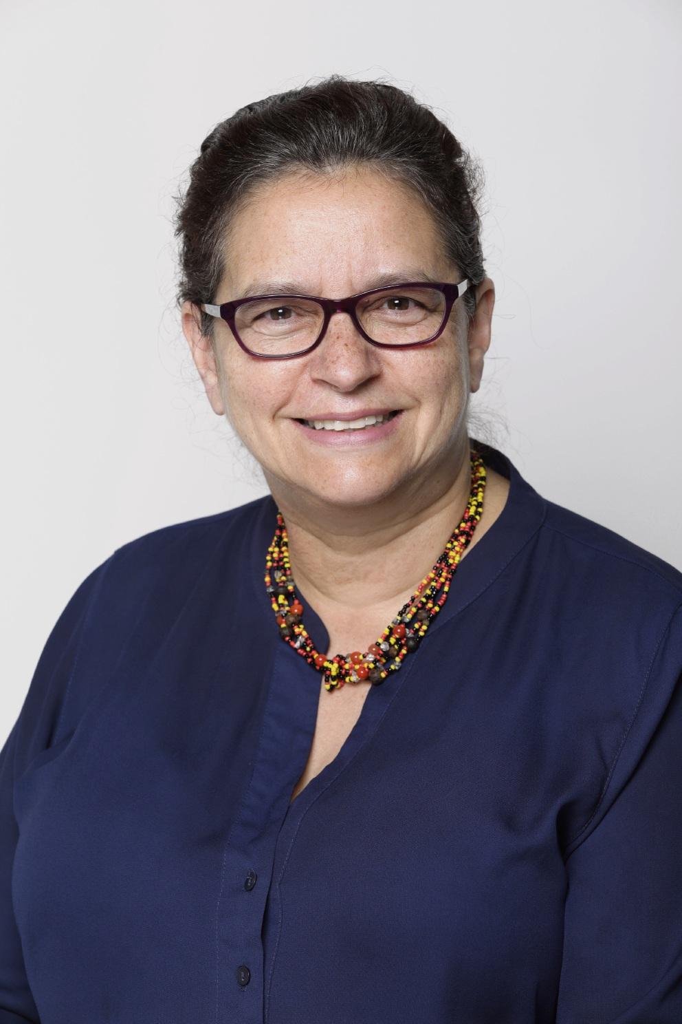 Western Australian of the Year Aboriginal Award finalist Angela Ryder.