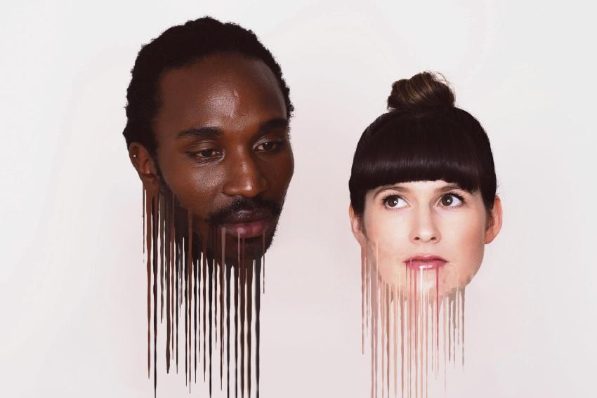 Mararo Wangai and Arielle Gray.