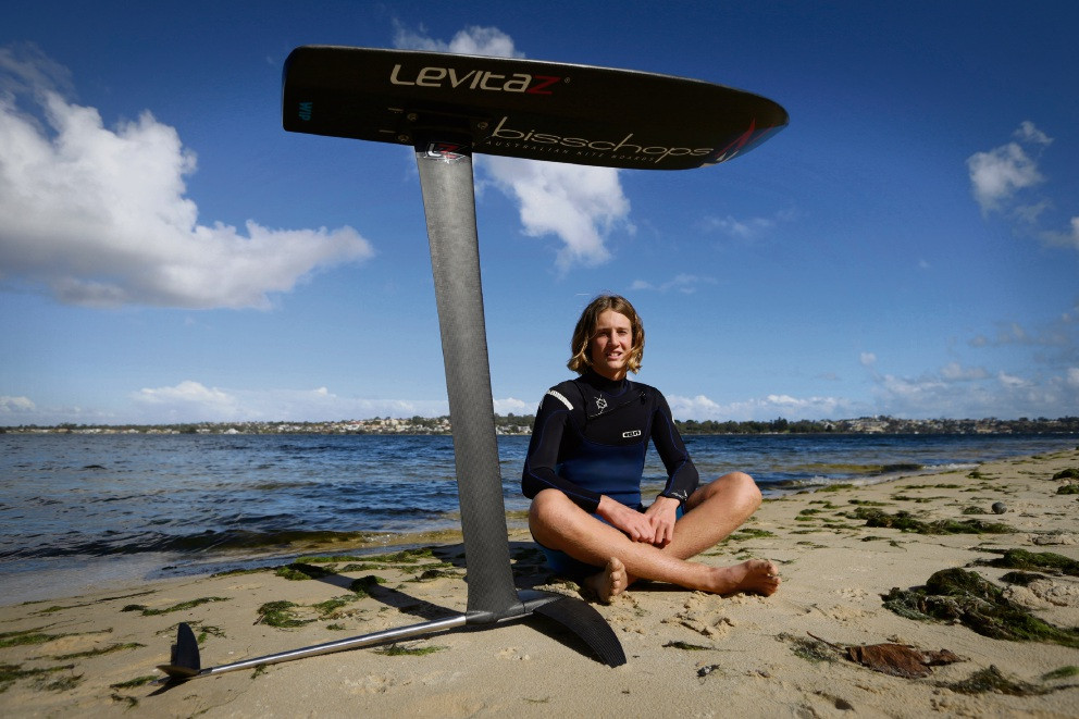 Nedlands kitesurfer to compete in Spain at World Sailing Championships in June