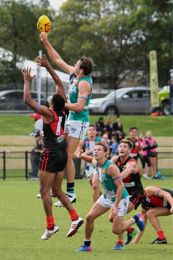 WAFL: Peel welcomes Ballantyne back in style in 90-point thrashing of Perth