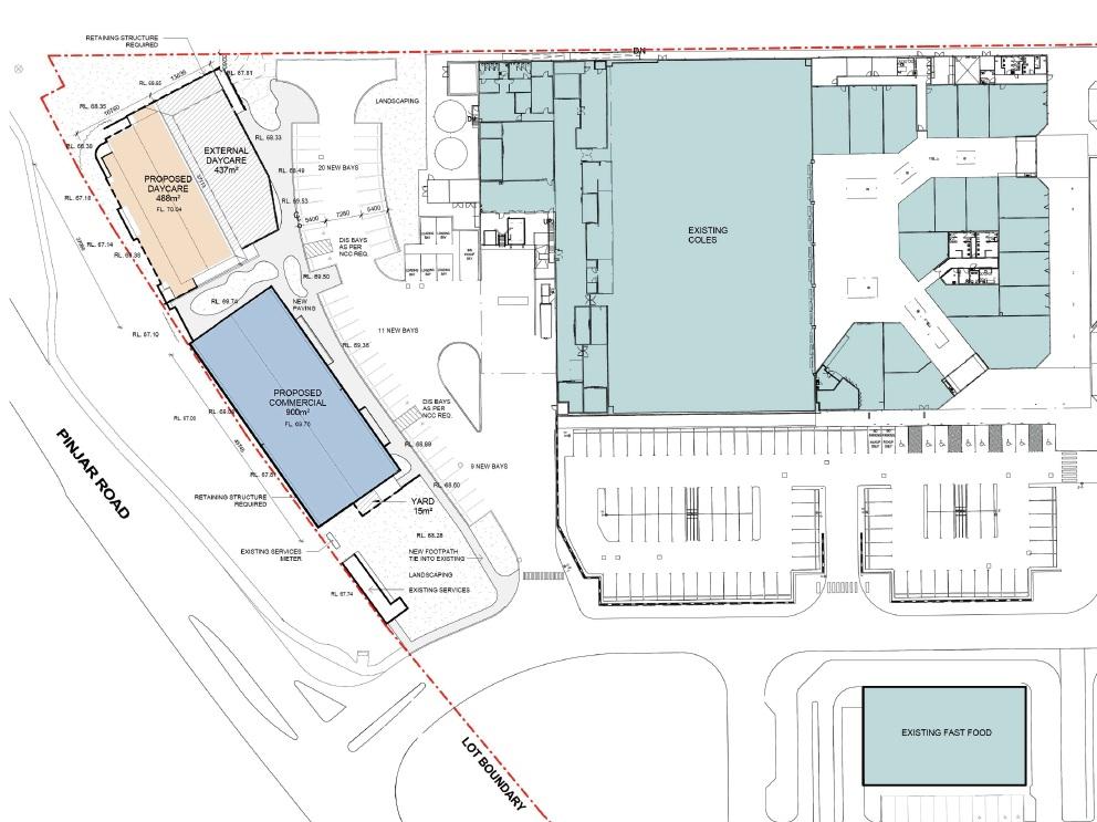Public comments invited on Banksia Grove childcare centre plans