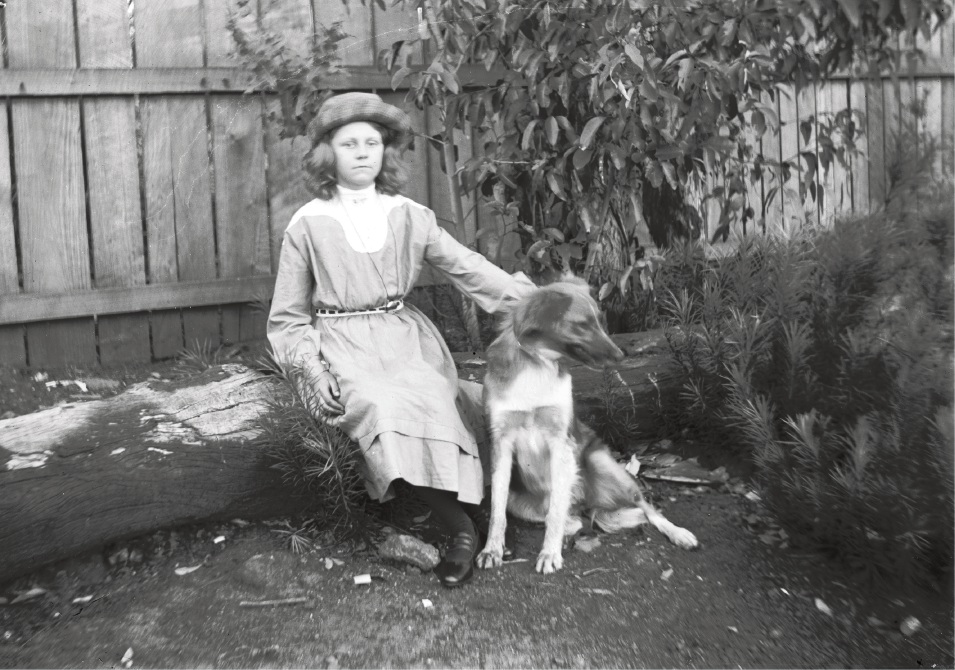Glass plate negatives offer insight into Melville history