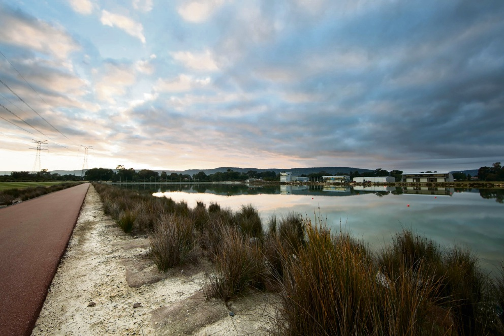 Desalination considered for salty Champion Lakes Regatta Centre water