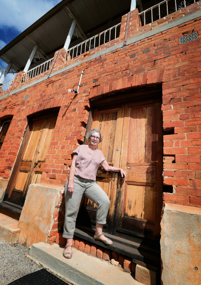 Restoration of York a throwback to Perth's heritage