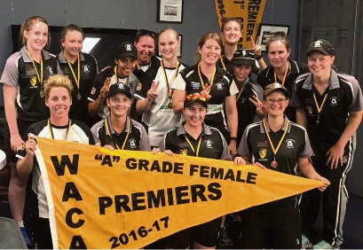 Cricket: Midland-Guildford claims back-to-back women's 50-over titles
