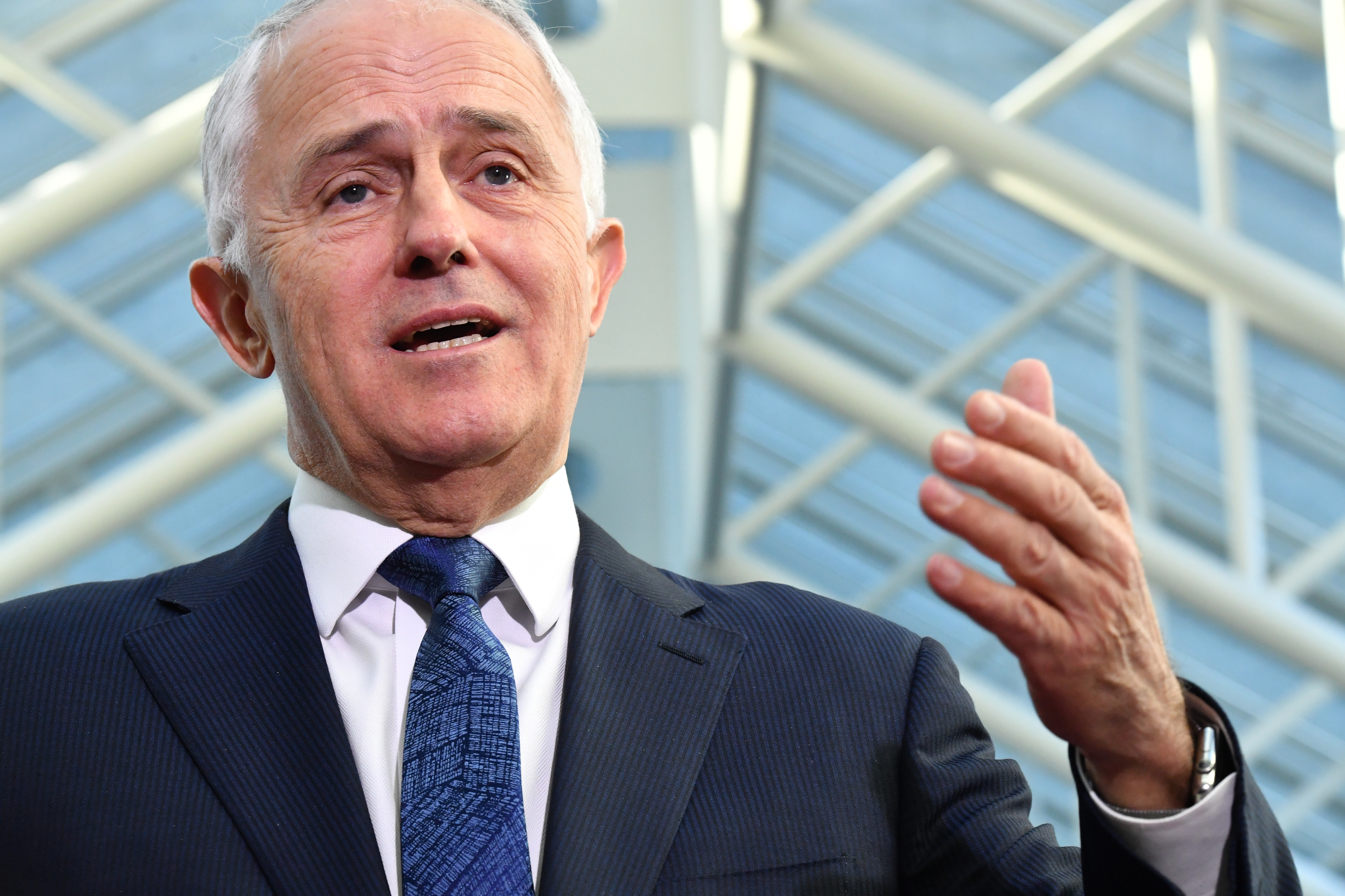 Malcolm Turnbull. Photo: AAP
