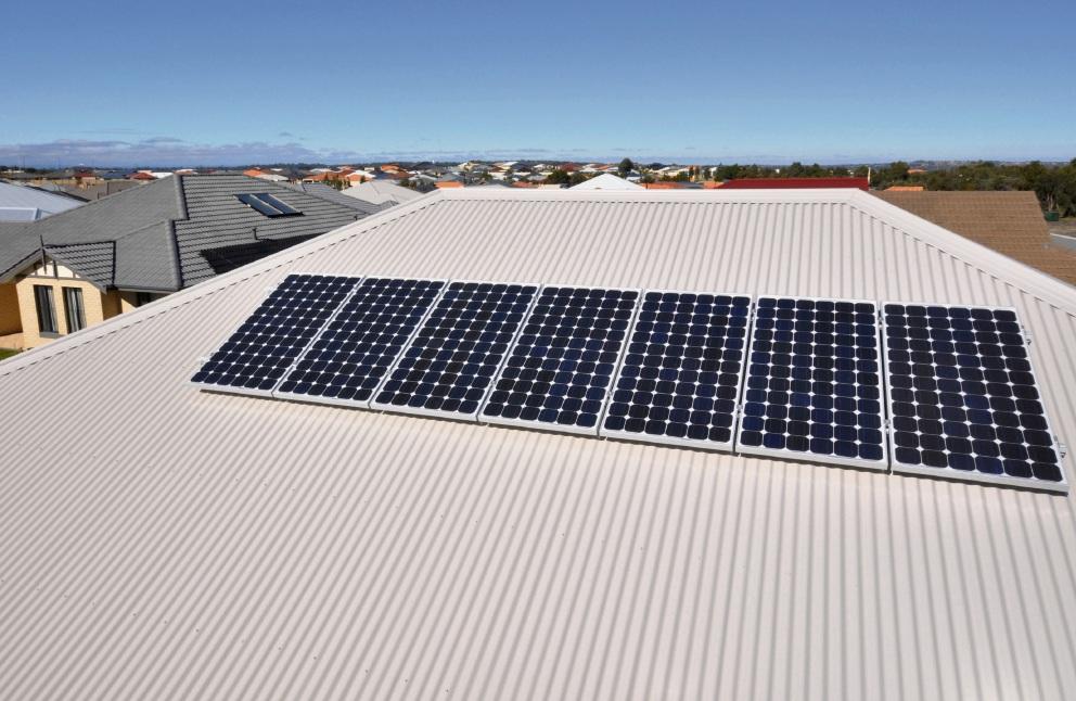Wanneroo a solar panel hot spot