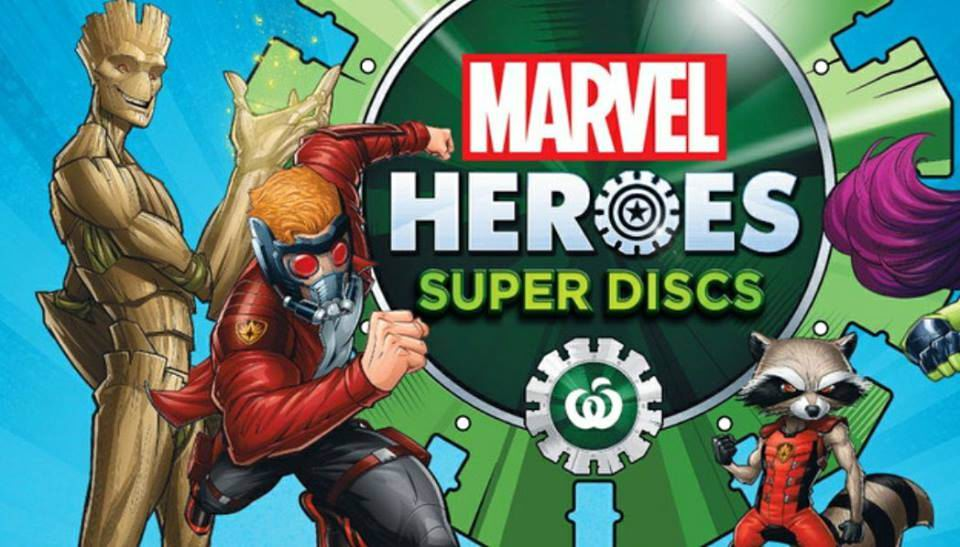Southern suburbs parents angered by the shortage of rare Woolworths Marvel Heroes discs