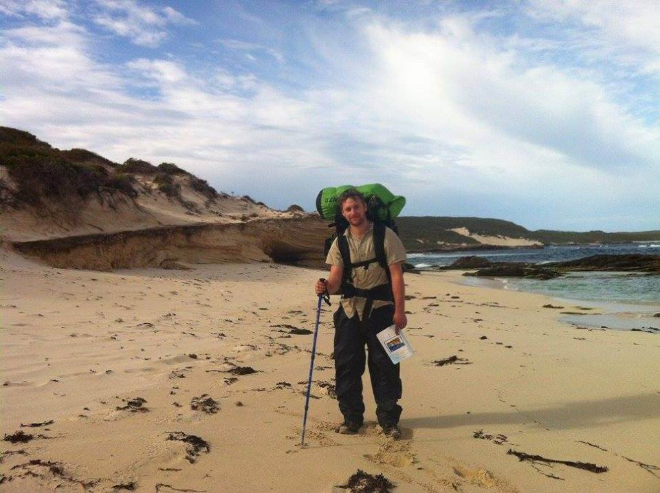 Solo Bibbulmun trek full of challenges and rewards for Corey Dennis