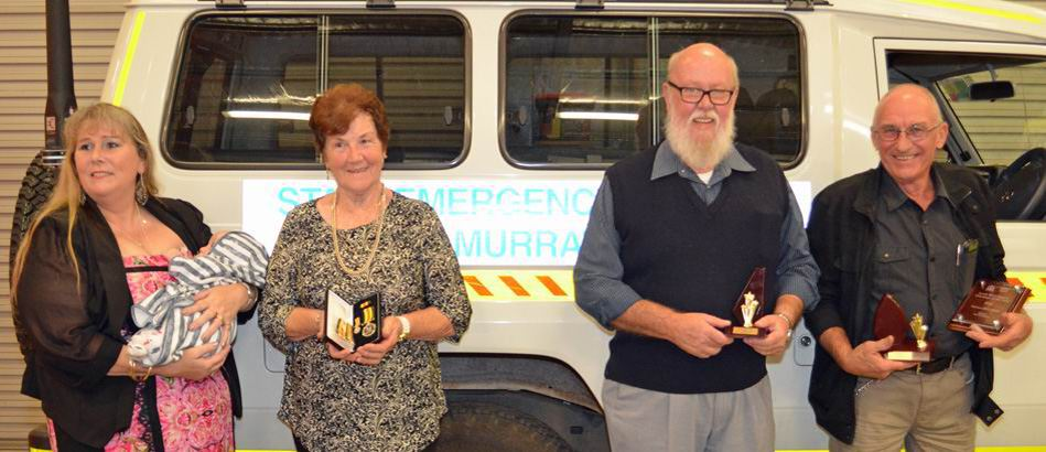 Murray SES awards its best